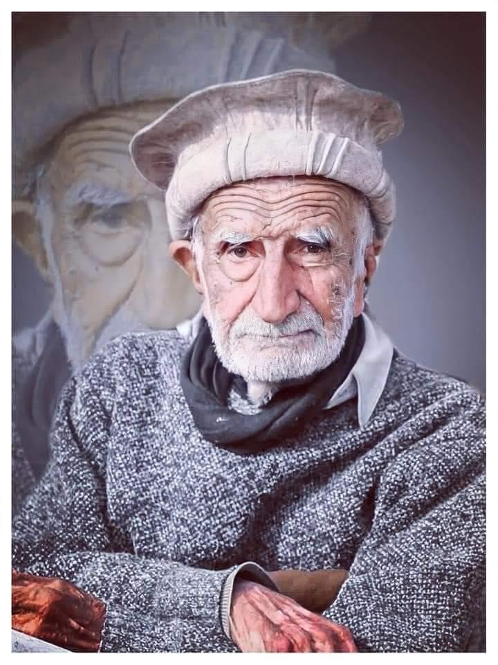 پښتون شاعر عبدالرحيم مجذوب