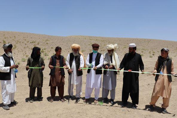 په پکتیکا کې د ۳ میلیونه افغانیو په ارزښت د څښلو د اوبو د یوې شبکې د جوړولو چارې پیل شوې