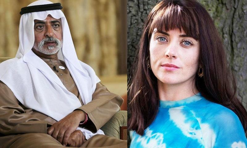 بریتانوۍ مېرمن کیټلن مکنمارا:  د اماراتو کلتور وزیر نهیان بن مبارک راباندې جنسي تېری کړی