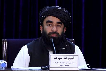 مجاهد: ډېر ژر به د تالبانو حکومت په رسمیت وپېژندل شي
