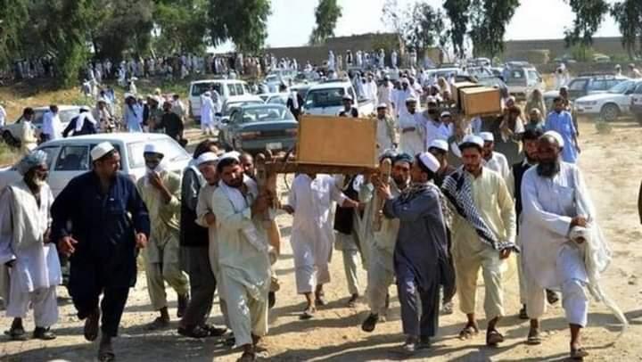 طالبانو په شپږو میاشتو کې ۱۲۱۰ ملکیان وژلي.