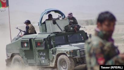 د نورستان چارواکي: برګیمټال کې د طالبانو قرارګاه لهمنځه یوړل شوه