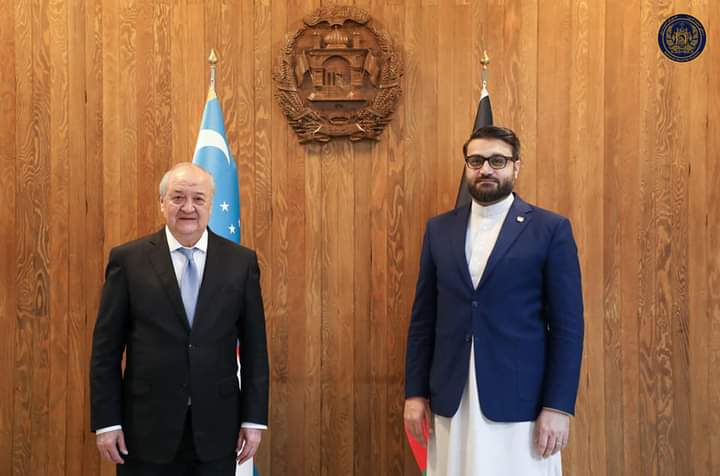 ازبکستان له افغانستان سره خپلې دوه اړخیزې اړیکې اوهکارۍ زیاتوي.