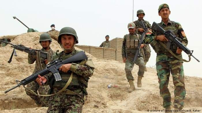 لغمان کې ۶۶ وسله والو طالبانو ته مرګ واوښته.