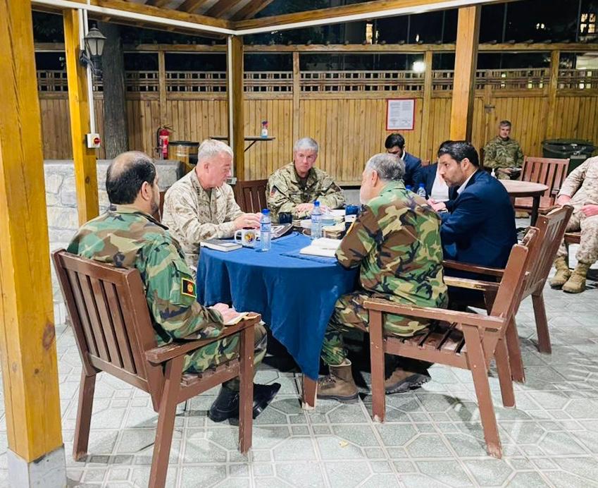 امریکا: د افغان ځواکونو په ملاتړ پر طالبانو هوایي بریدونه زیاتوو