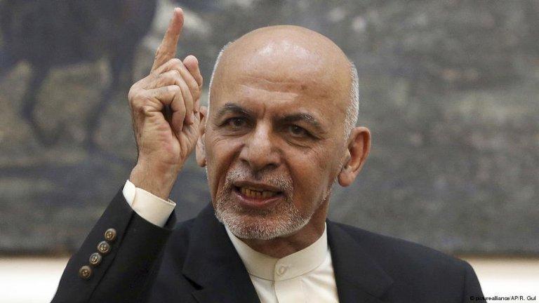 غني: د وروستیو هدفي وژنو عاملین طالبان دی