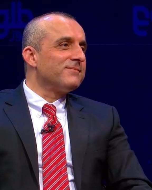 امرالله صالح ته؛ پاکستانیانو د ډاکټر نجیب پېغور ورکړی