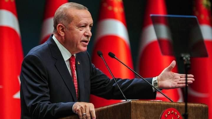 اردوغان غربي هېوادونه د ترورېزم په ملاتړ تورن کړل.