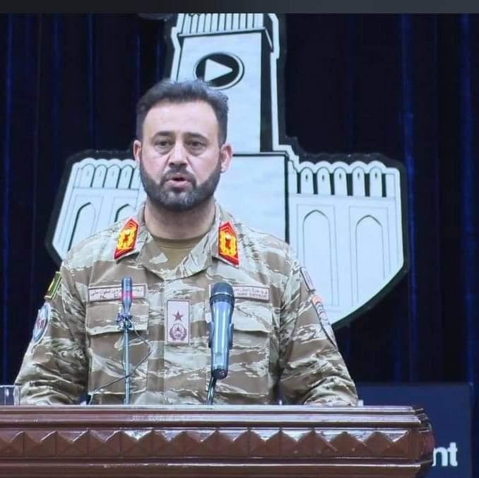 اجمل عمر: د یوې اونۍ په جریان له ۱۵۰۰ ډېر طالبان وژل شوي