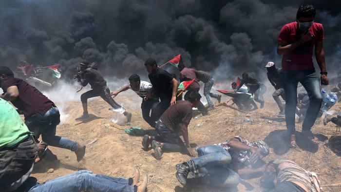 د اسراییلو او فلسطین ترمنځ جګړو زور اخیستی دی: