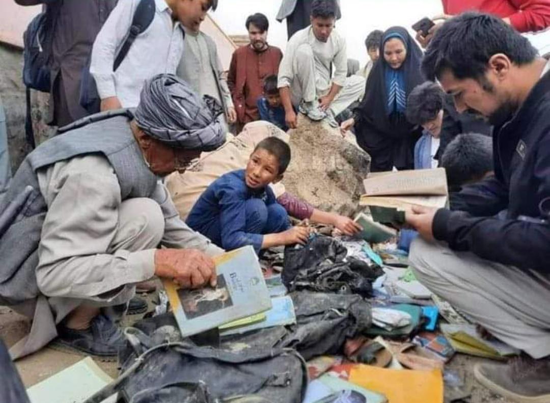 امریکا: په کابل کې د نجونو پر ښوونځي برید بشر ضد جنایت دی