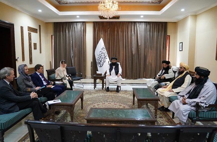 طالبان یوناما ته: د افغانستان د کنګل شوې پانګې د خلاصولو لپاره پر امریکا فشار راوړئ