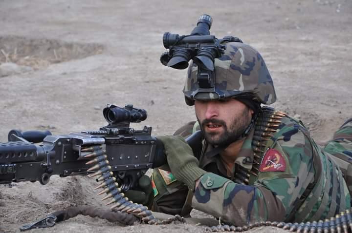 افغان ځواکونو په بهسودو کې د علیپور قرارګاه ونیوله.