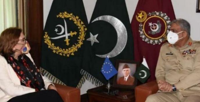 کامینارا: پاکستان دې افغان سوله کې مرسته وکړي